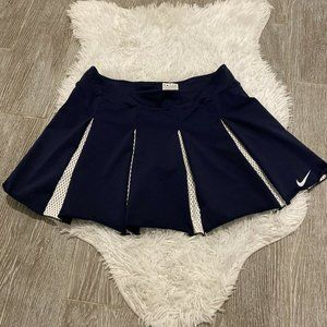 Nike Dri Fit Tennis Skirt Skort Pleated Large